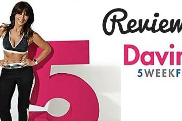 Davina 5 week fit review