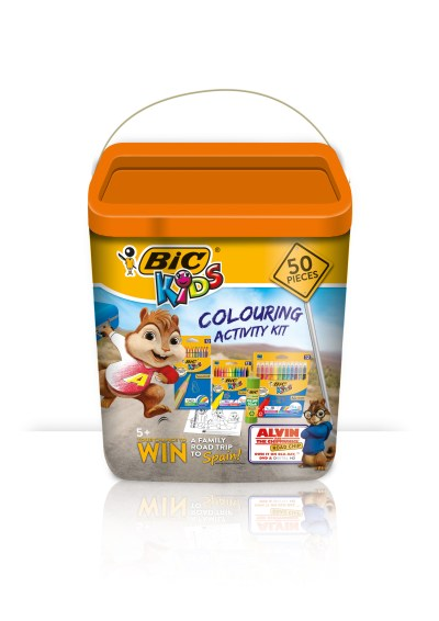 BIC Colouring Tub