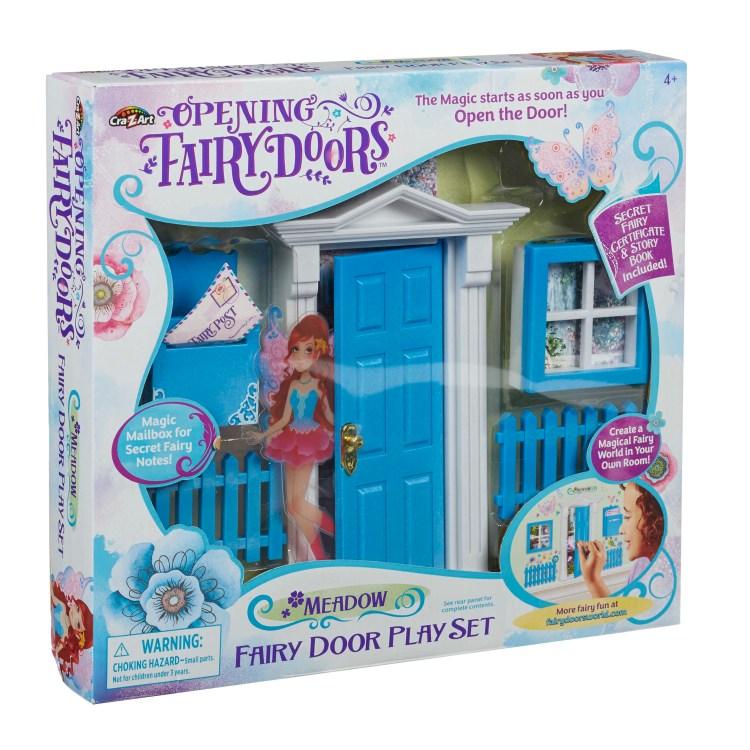 Review Opening Fairy Doors