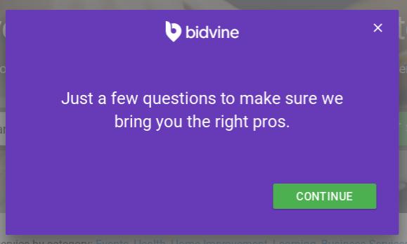Bidvine.com