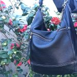 single mum, single mom, The Sak Sequoia Leather Hobo