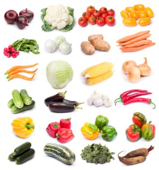 3 Platillos con Vegetales para dieta libre de Gluten