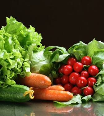 Platillos vegetarianos aptos para celíacos