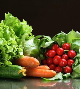 Platillos con vegetales para dieta libre de Gluten