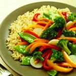 Platillos vegetarianos una opción más sin gluten