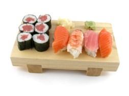 El sushi, una alternativa para la dieta celiaca