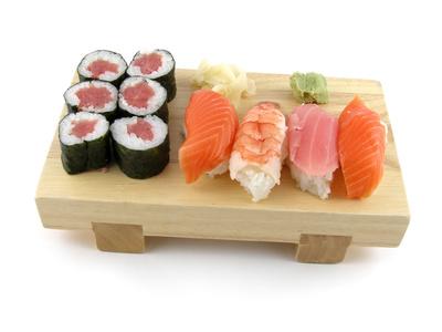 El sushi una alternativa para la dieta celiaca