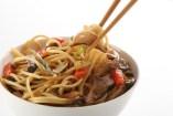 Recetas para Celíacos con Fideos Orientales sin gluten