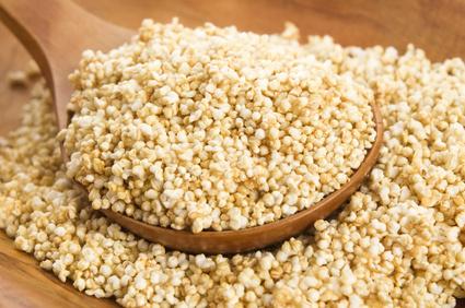 recetas con amaranto para una dieta celiaca