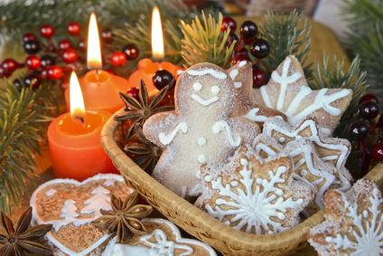 Cómo disfrutar las Fiestas Decembrinas Sin Gluten