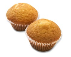 Muffins para Celíacos, con harinas Sin Gluten