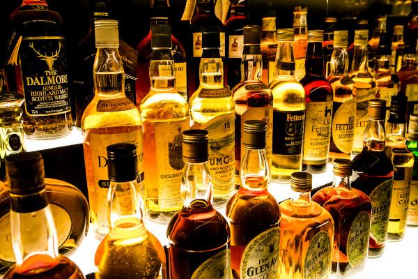 El gluten en las bebidas alcohólicas