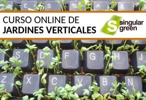 Curso Online de Jardinería Vertical