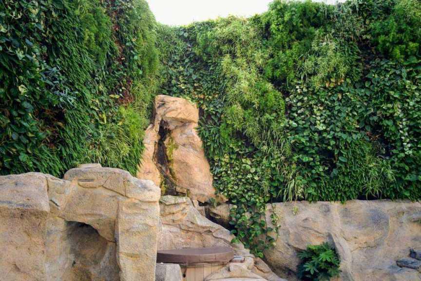 Jardines Verticales en Mallorca