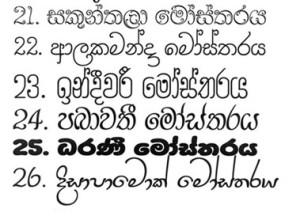 Download Download 2040 Popular Sinhala Fonts Free in ZIP file ...