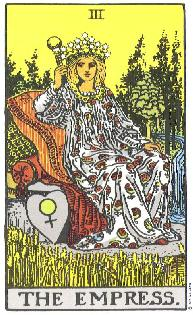 The Empresss Tarot