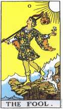 The Fool Tarot