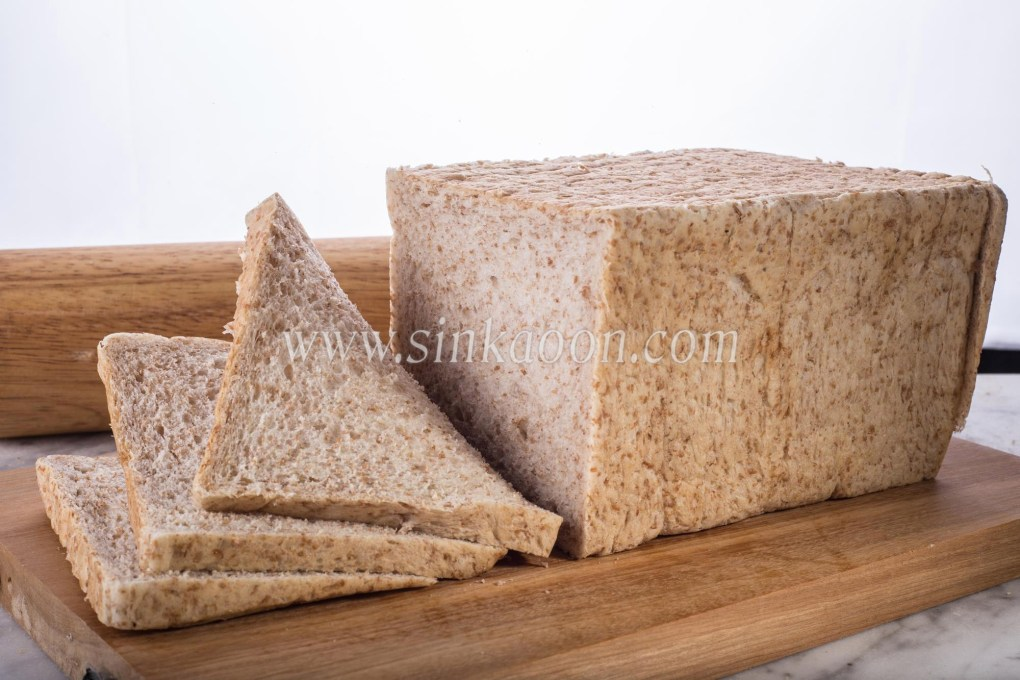 Sugarless Wholemeal Bread