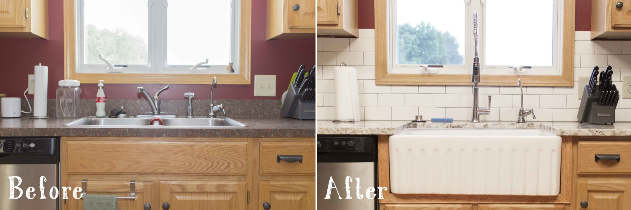 How To Install A Fireclay Farmhouse Kitchen Sink The Wheatley