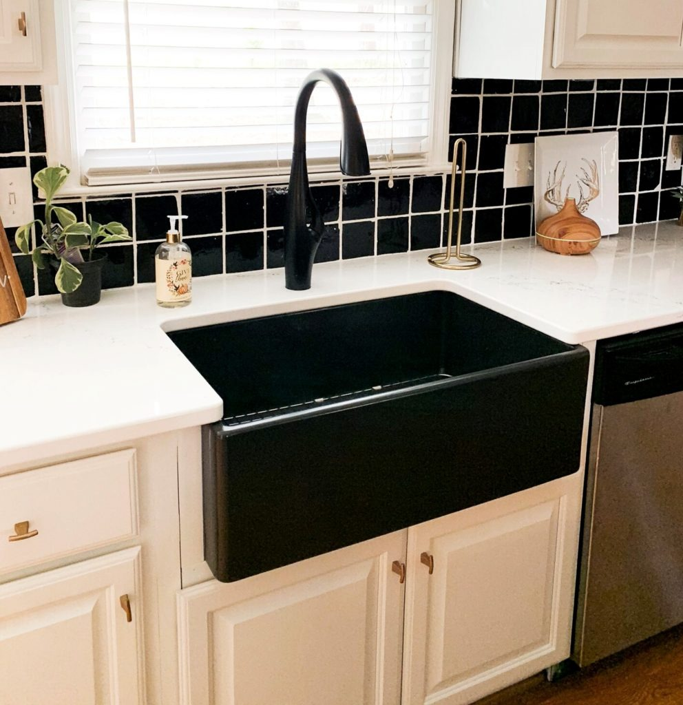 renovating an out of date kitchen with