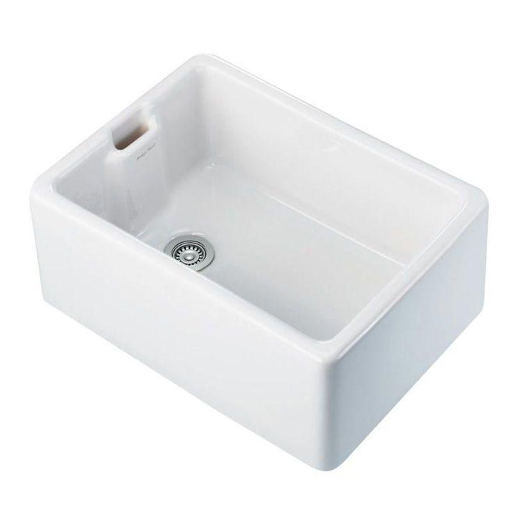 compact belfast s58000 ceramic kitchen sink