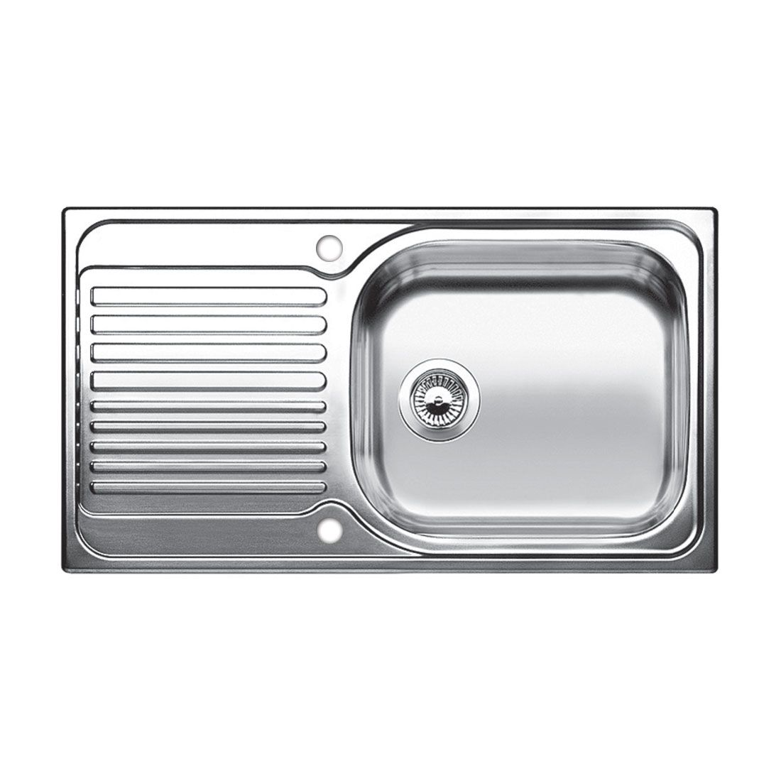 blanco toga xl 6 s single bowl inset stainless steel contract kitchen sink