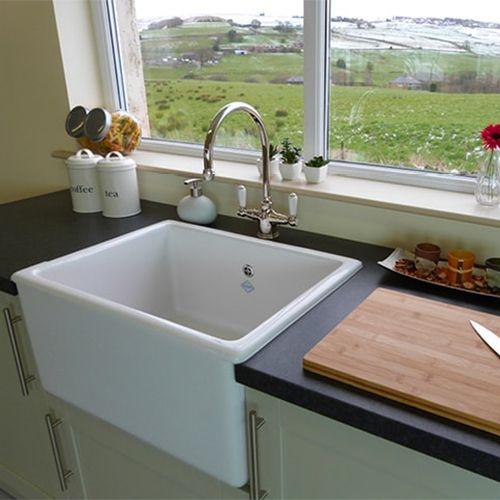 shaws whitehall deep bowl belfast kitchen sink