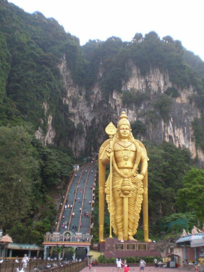 Las Cuevas Batu - Malasia