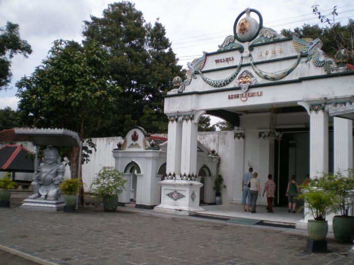 Kraton -Yogyakarta - Java - Indonesia