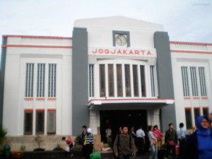 Estación de tren de Jogjakarta
