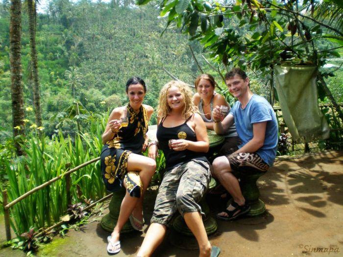 Luwak Café en Ubud - la tierra de los dioses