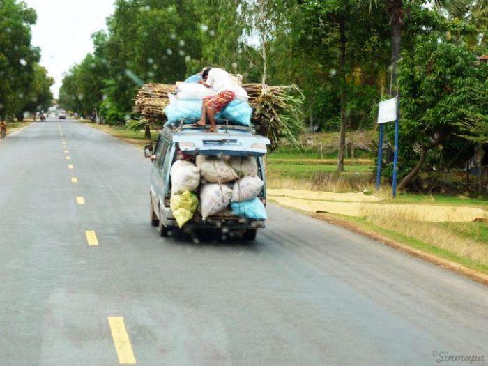 Carreteras del Sudeste Asiático