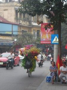 Calles de Hanoi, Vietnam