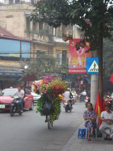 Calles de Hanoi, qué ver y qué hacer en Vietnam