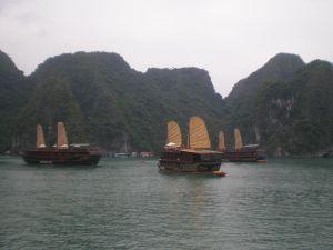 Bahia de Ha-Long qué ver y qué hacer en Vietnam