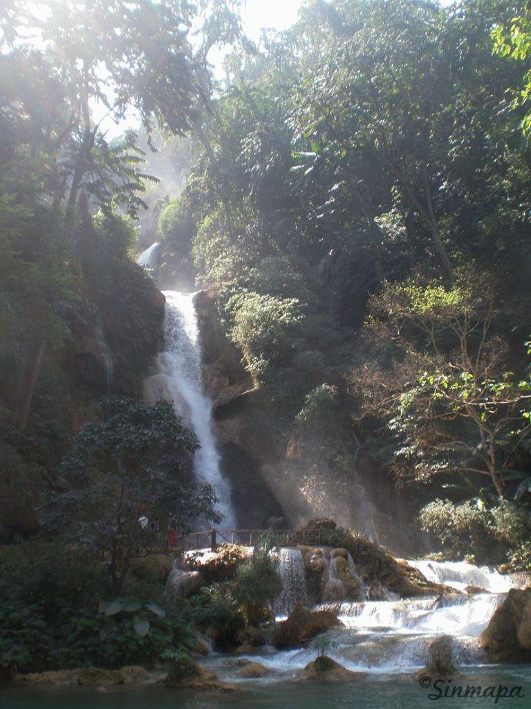 cataratas de Laos