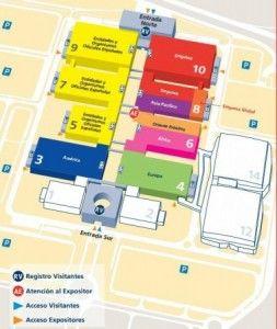 Plano Feria de Turismo FITUR