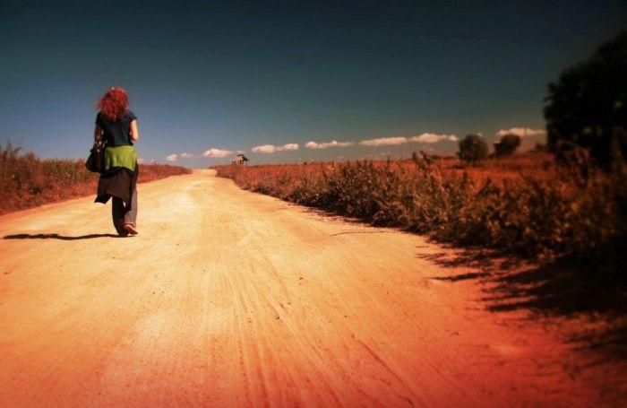 Enfrentar los retos del camino Miedo a viajar