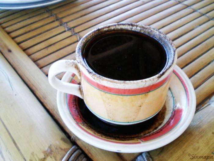 Café en Indonesia