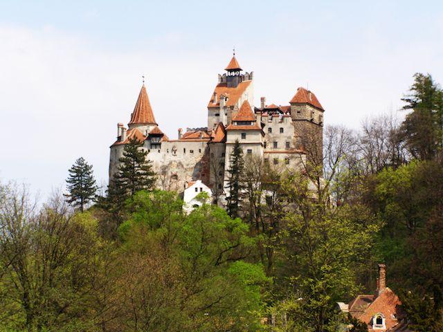 Bran castle o Castillo de Drácula