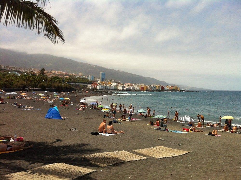 del aeropuerto Tenerife Sur a