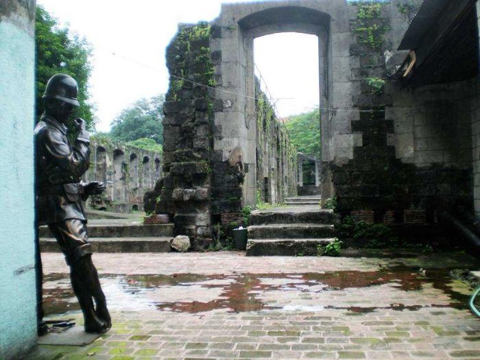 Intramuros - Manila - Filipinas Guía de viaje: Manila
