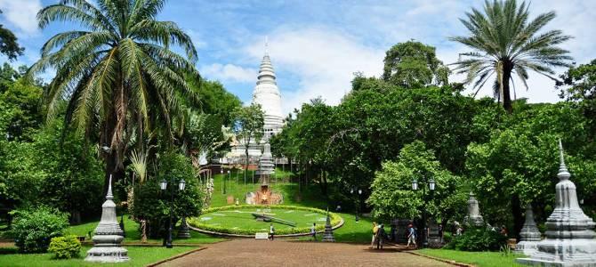 Guía de viaje Phnom Penh