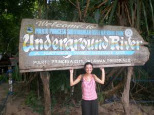Rio Subterráneo en Sabang