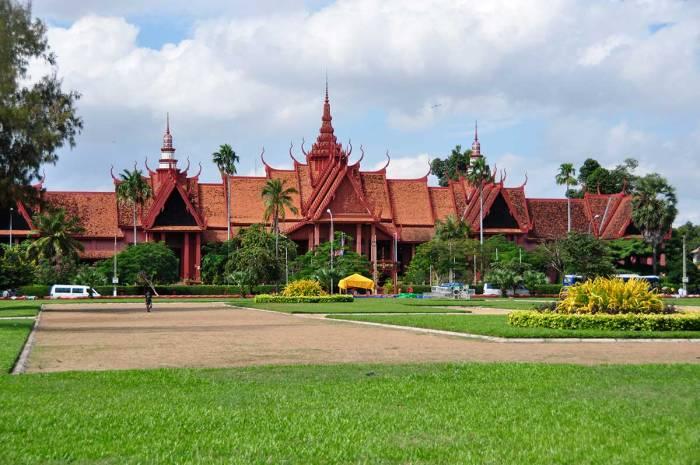 qué ver en Phnom Penh