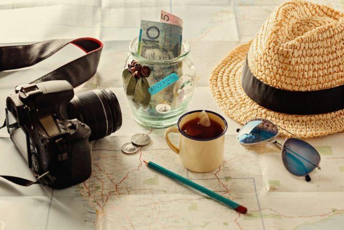 Organizar un viaje via Shutterstock