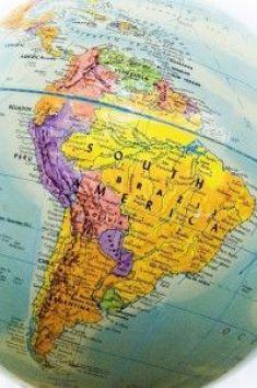 Itinerario de viaje a Sudamérica