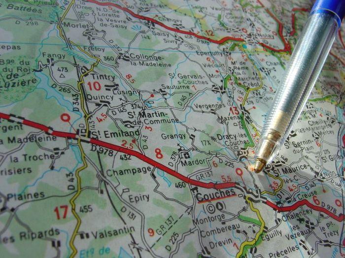Itinerario de viaje 2