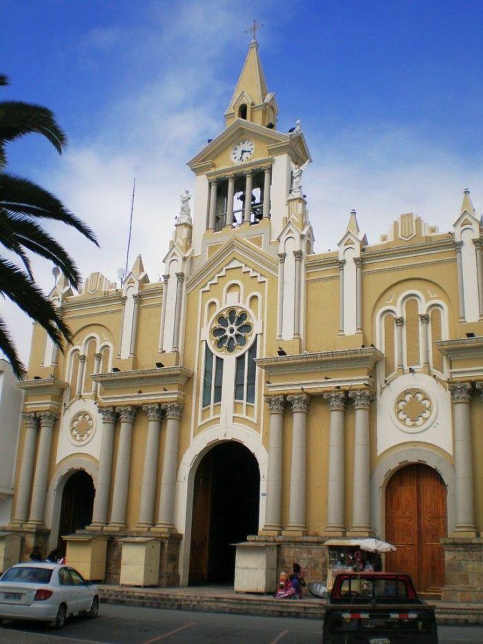 Iglesia en Loja