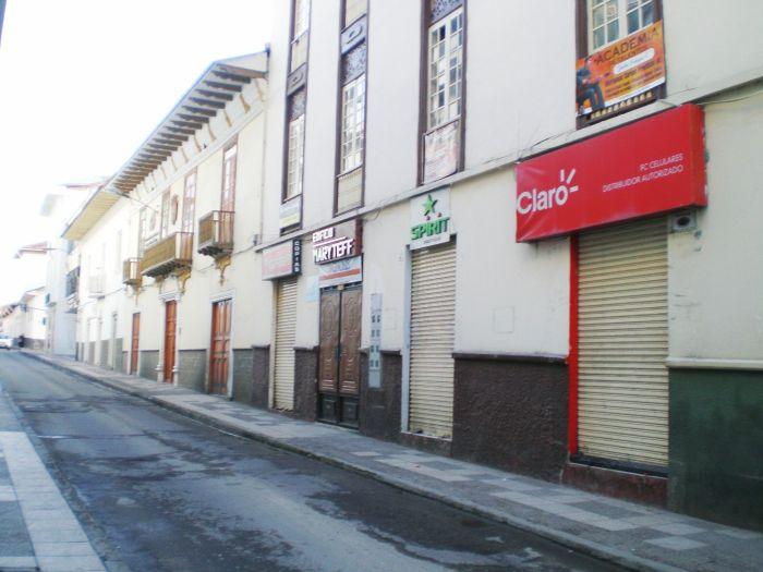 Negocios cerrados en Loja